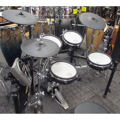 used roland td15 kv s v electronic drum set guitar center. Black Bedroom Furniture Sets. Home Design Ideas