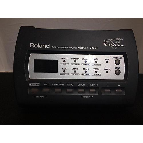 Roland TD3 Module Electric Drum Module-thumbnail