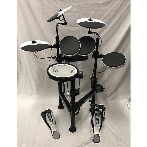 Used Roland Td4kp Electric Drum Set Guitar Center