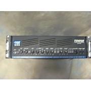 EBS TD650 Bass Amp Head