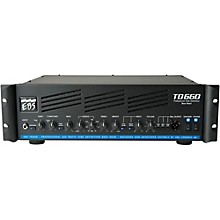 EBS TD660 660W Bass Guitar Amplifier Head