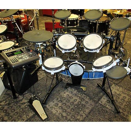 used roland td8 electric drum set guitar center. Black Bedroom Furniture Sets. Home Design Ideas