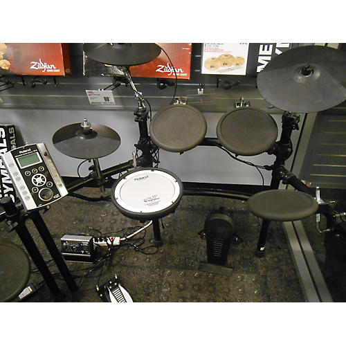 Roland TD9 Electric Drum Set-thumbnail