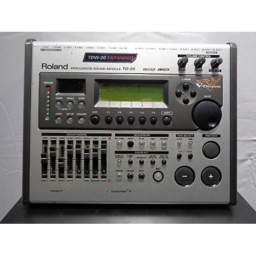 Roland TDW-20 Electric Drum Module
