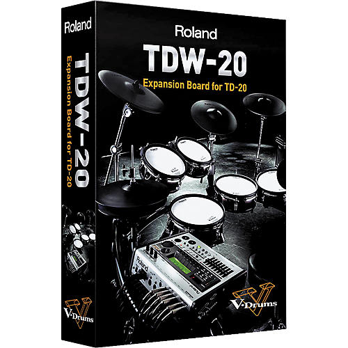 Roland TDW-20 Expansion Board for TD-20