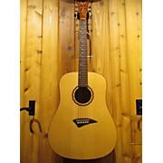 Dean TE QA Acoustic Guitar