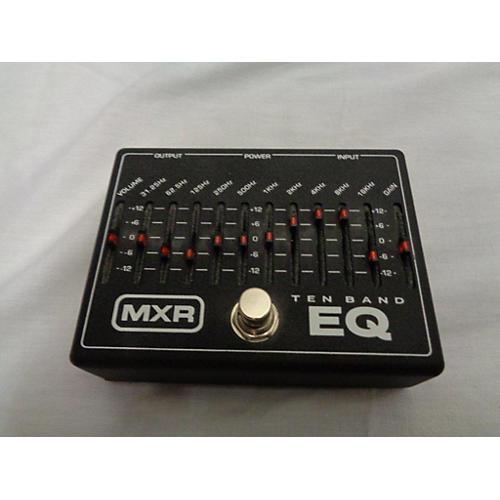 MXR TEN BAND EQ Pedal