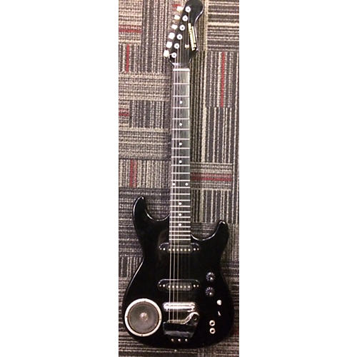 Synsonics TERMINATOR Solid Body Electric Guitar BLK