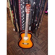 Vega TEX Acoustic Electric Guitar