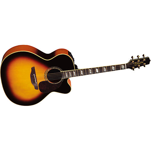Takamine TF250SMC Jumbo Acoustic-Electric Guitar