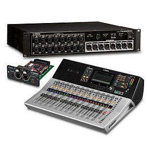 Click to buy Yamaha TF3 24-Ch Digital Mixer with Tio1608-D Dante Stage Box and Expansion... by Yamaha.