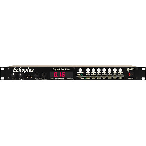Gibson TGE-05 Echoplex Digital Pro Plus and TGE-04 Footswitch-thumbnail