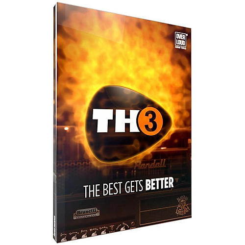 Overloud TH-3 (Upgrade from TH2)-thumbnail