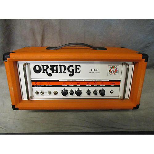 Orange Amplifiers TH 30 Tube Guitar Amp Head-thumbnail