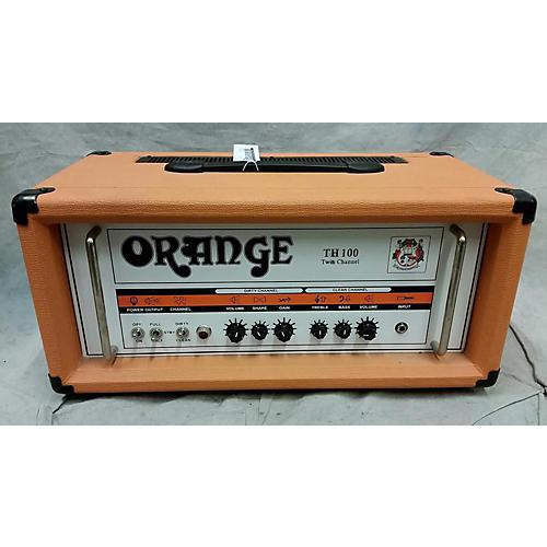 Orange Amplifiers TH100 Tube Guitar Amp Head