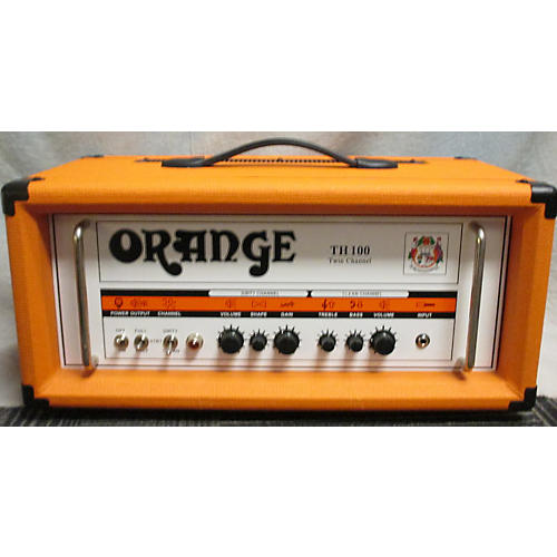 Orange Amplifiers TH100 Tube Guitar Amp Head-thumbnail