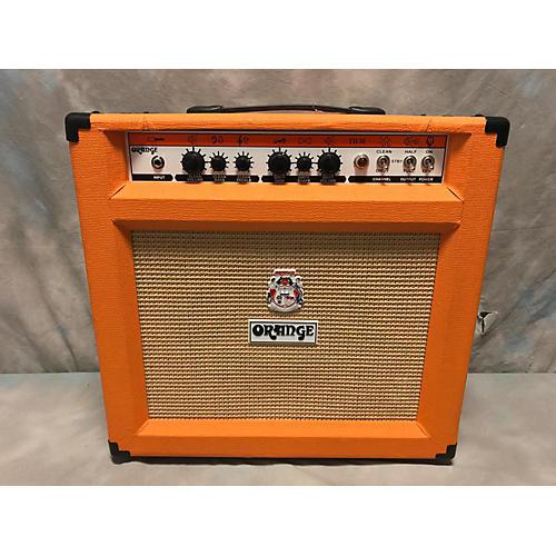 used orange amplifiers th30 tube guitar combo amp guitar center. Black Bedroom Furniture Sets. Home Design Ideas