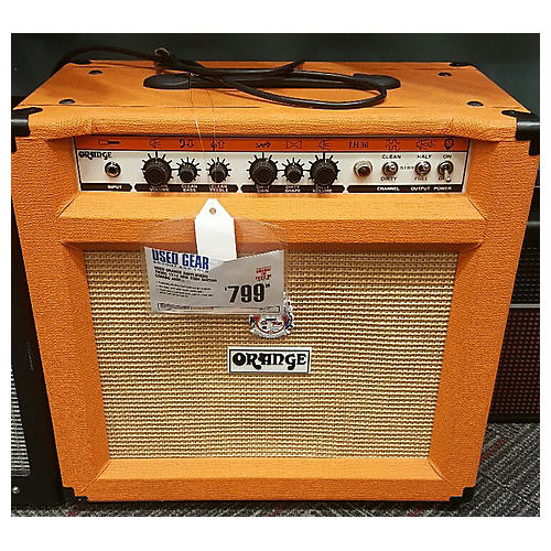 Orange Amplifiers TH30C 1x12 30W Tube Guitar Combo Amp-thumbnail