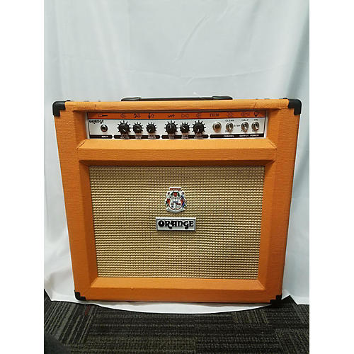 used orange amplifiers th30c 1x12 30w tube guitar combo amp guitar center. Black Bedroom Furniture Sets. Home Design Ideas