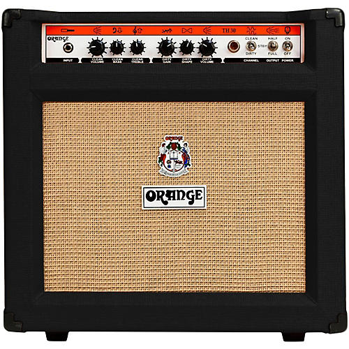 Orange Amplifiers TH30C 30W 1x12 Tube Guitar Combo Amp-thumbnail