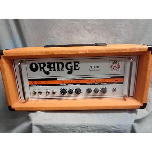 Orange Amplifiers TH30H 30W Tube Guitar Amp Head-thumbnail