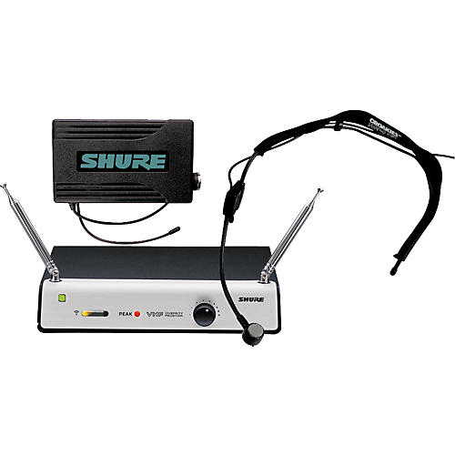Shure THD The Headset Diversity System