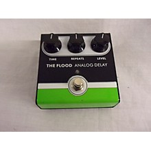 Jet City Amplification THE FLOOD ANALOG DELAY Effect Pedal