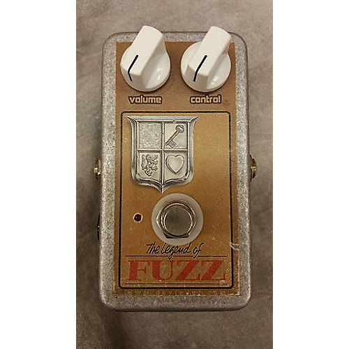 Devi Ever THE LEGEND OF FUZZ Effect Pedal-thumbnail