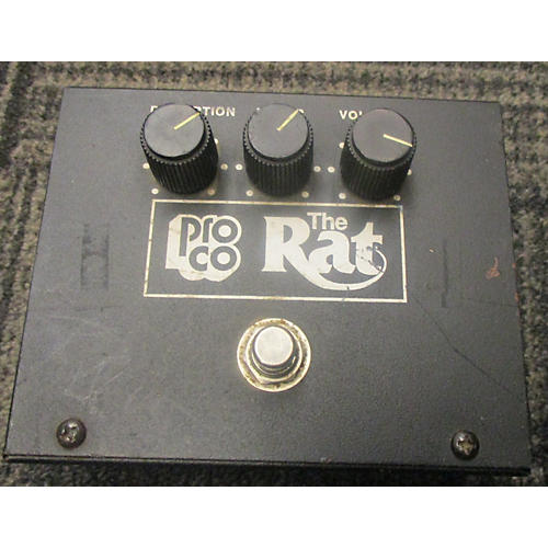 Pro Co THE RAT Effect Pedal-thumbnail