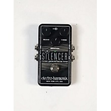 Electro-Harmonix THE SILENCER NOISE GATE Effect Pedal