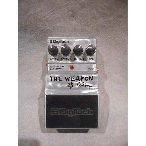Digitech THE WEAPON Effect Pedal-thumbnail