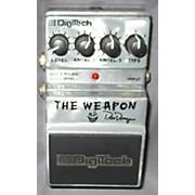 Digitech THE WEAPON Effect Processor