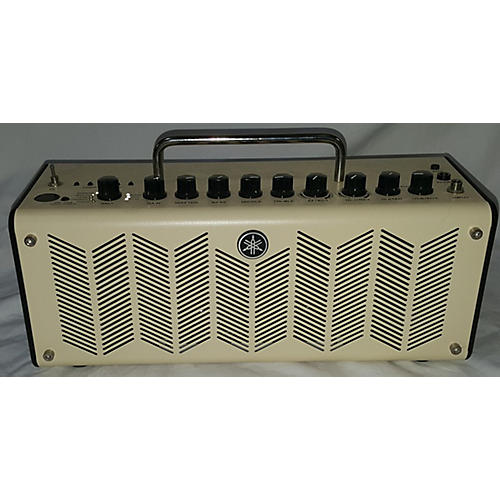 used yamaha thr10 10w desk top modeling guitar combo amp