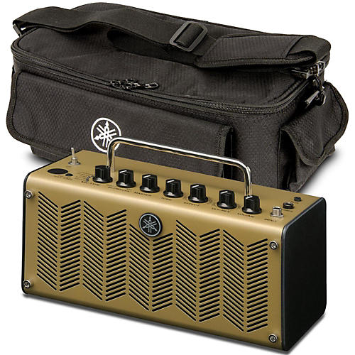 Yamaha THR5A Amp Head and Amp Bag-thumbnail