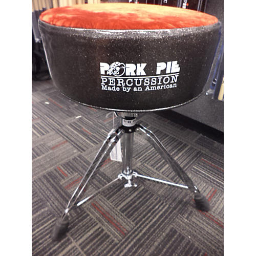 Pork Pie THRONE Drum Throne