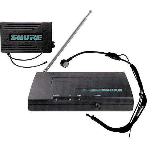 Shure THS Headset Single-Antenna System