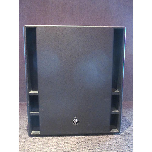 Mackie THUMP 18s Powered Subwoofer-thumbnail