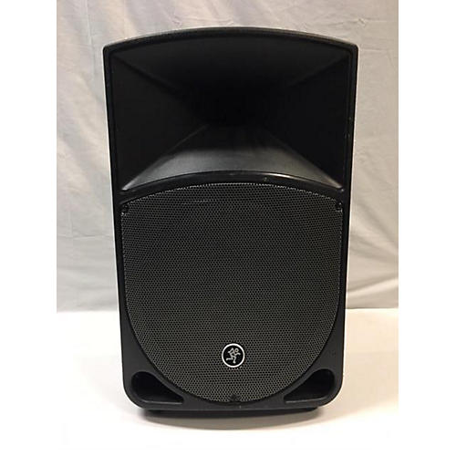 used mackie thump th 12a powered speaker guitar center. Black Bedroom Furniture Sets. Home Design Ideas