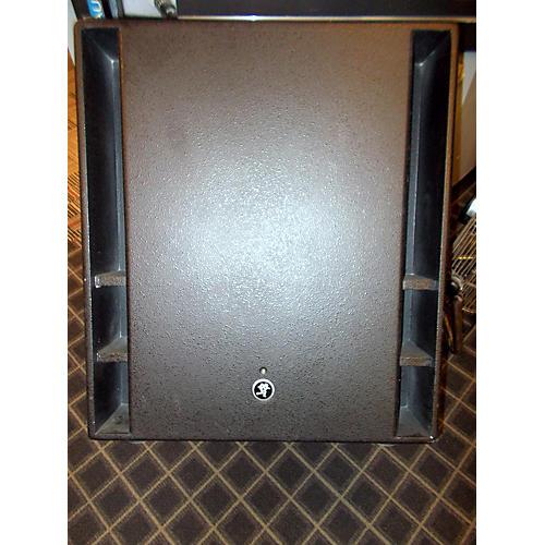 used mackie thump18s powered subwoofer guitar center. Black Bedroom Furniture Sets. Home Design Ideas