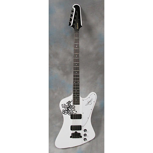 Epiphone THUNDERBIRD CLASSIC IV PRO Alpine White Electric Bass Guitar-thumbnail
