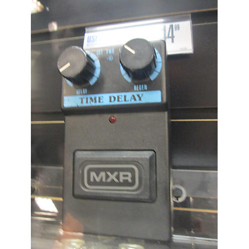MXR TIME DELAY Effect Pedal