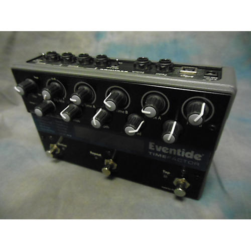 Eventide TIMEFACTOR Gray Effect Pedal