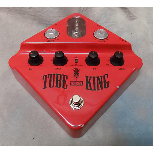 Ibanez TK999HT Tube King Overdrive Distortion Effect Pedal-thumbnail