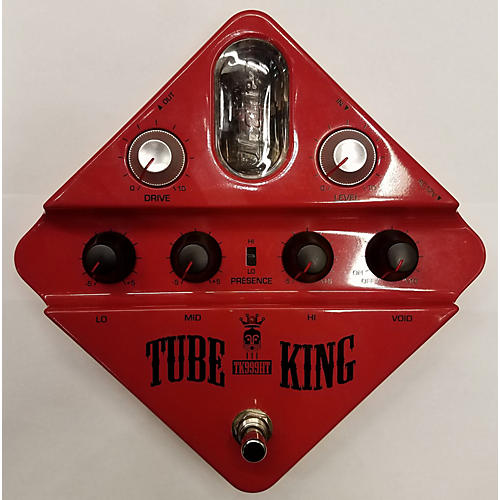 Ibanez TK999HT Tube King Overdrive Distortion Effect Pedal