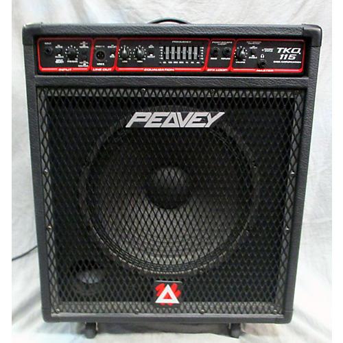used peavey tko 115 bass combo amp guitar center. Black Bedroom Furniture Sets. Home Design Ideas