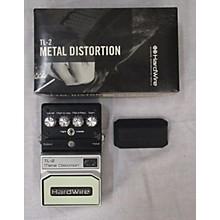 Digitech TL-2 METAL DISTORTION Effect Pedal