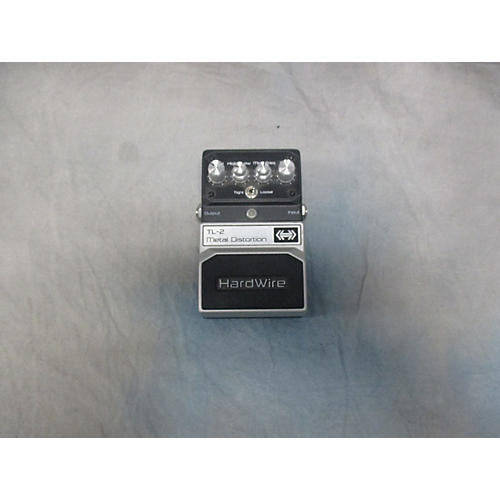 In Store Used TL-2 Metal Distortion Effect Pedal