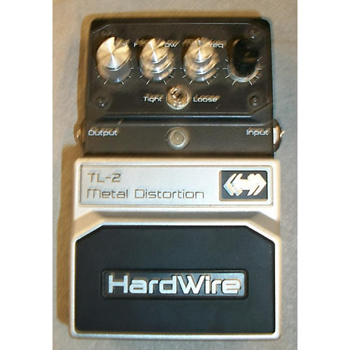 Digitech TL-2 Metal Distortion Effect Pedal-thumbnail