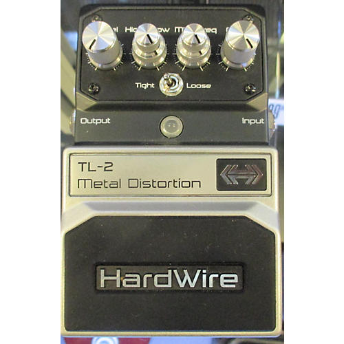 Digitech TL2 Hardwire Metal Distortion-thumbnail