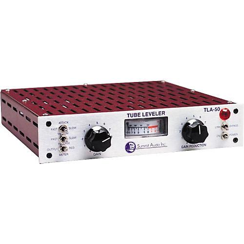 Summit Audio TLA-50 Tube Leveling Amplifier-thumbnail